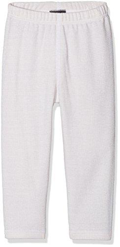 Trigema 1822012 Pantalon, Blanc (001), 12 Mois Fille