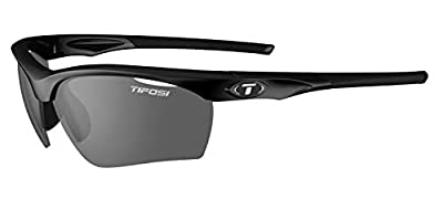 Tifosi Vero, Gloss Black Polarized Sunglasses