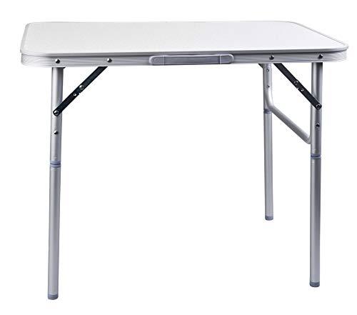 CAMP ACTIVE Camp Active Klapptisch-Höhenverstellbare Tischfüße-Ultraleicht aus Bild