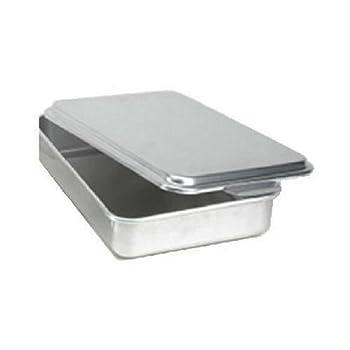 Mirro / Masterbuilt 84975 Aluminum 9  X 13  Cake Pan & Lid 0980000px