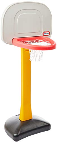 Little Tikes Tot Sports Basketball Set - Non Adjustable Post