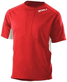 2XU Men's Comp Shortsleeve Run Top
