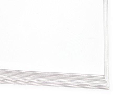 Subliking Sublimationspapier / Transferpapier für Textilien und Feststoffe, 100 Blatt DIN A4