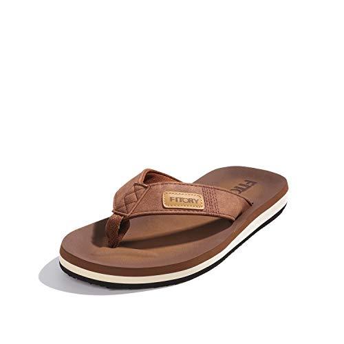 FITORY Men's Flip-Flops