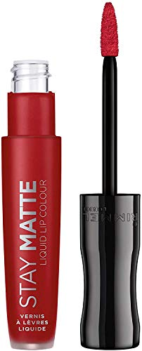 Rimmel London Stay Matte Liquid Lip Colour Labial Líquido Tono 500 - 5.5...