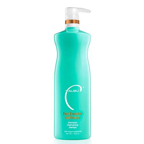 Malibu C Hard Water Wellness Shampoo, 33.8 Fl Oz