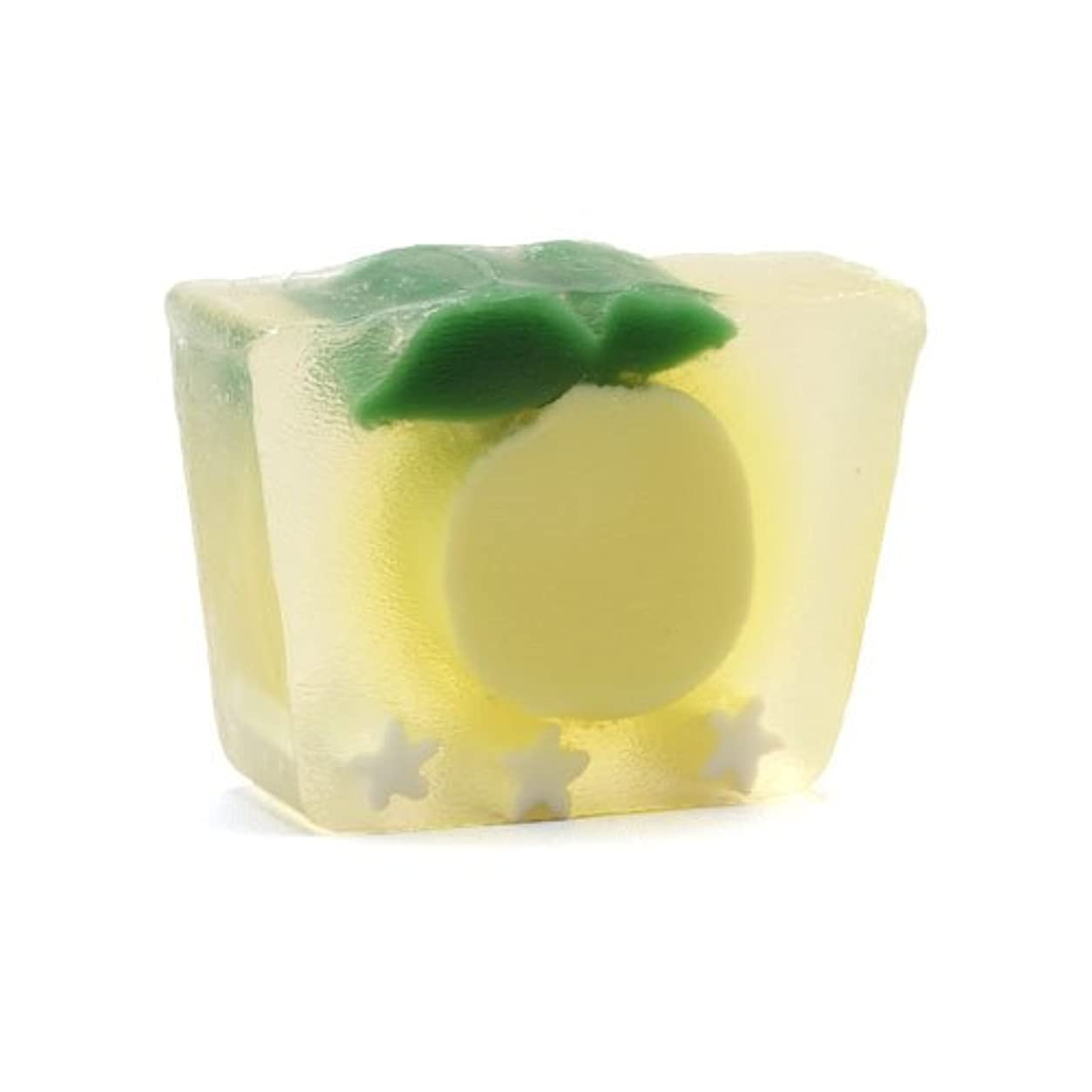 ラップトップ大邸宅知り合いプライモールエレメンツ アロマティック ミニソープ カリフォルニアレモン 80g 植物性 ナチュラル 石鹸 無添加
