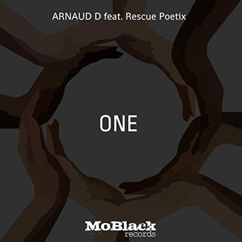 Arnaud D feat. Rescue Poetix