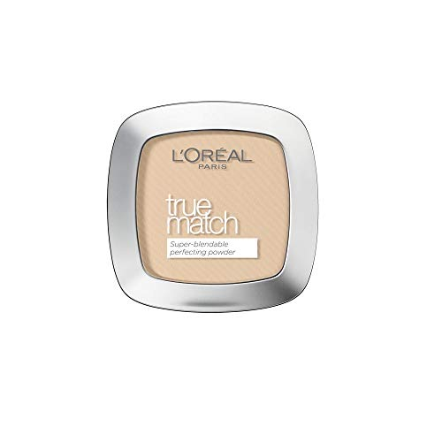 L'oreal True Match Super Blendable Face Powder-C2 Rose Vanilla