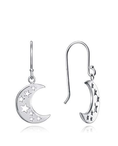 Pendientes Viceroy Jewels 5062E000-68 Luna Plata de Ley