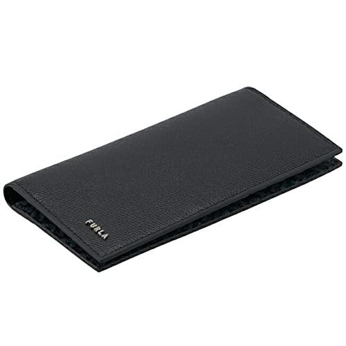 FURLA(フルラ)財布メンズPROJECT二つ折り長財布NERO+TONIBLUDENIMPDT4FPJ-AX0759-0596S[並行輸入品]