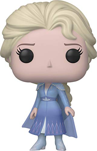 Funko- Pop Disney: Frozen 2-Elsa Figura coleccionable, Multicolor (40884)
