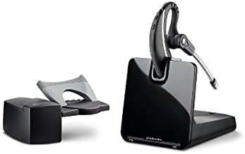 Plantronics CS530 Office Wireless Headset with Extended Microphone & Handset Lifter,..