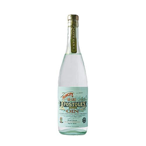 Príncipe de los Apóstoles Mate Gin (1 x 0,7l) - Premium New Western Dry Gin - außergewöhnlicher argentinischer Gin - Mate, Eukalyptus, Grapefruitschale