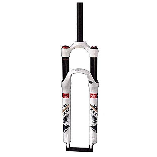 AIFCX 26 Pulgadas Suspensión Tenedor, Bicicleta de montaña 1-1/8