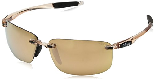 Revo Descend N Sonnenbrille Gr. 64 mm, Blush Champagne