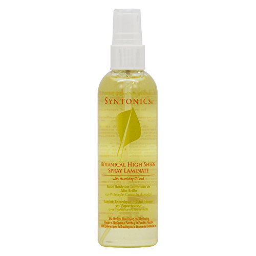 Syntonics Botanical High Sheen Spray Laminate 4oz With Humidity Guard