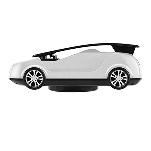 LXQ Mobile Phone Holder Mobile Phone Holder-360 Grad Deinhaltspree Rotation Car Navigation Bracket Universal Mobile Phone Holder für iPhone 6 6S 7 Xiaomi (Farbe: 4 Farben),White