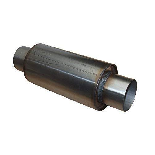 """Smoothflow EEP200416049 5\"""" x300 Universal Abrazadera T304 Silenciador 3\"""" Orificio"""