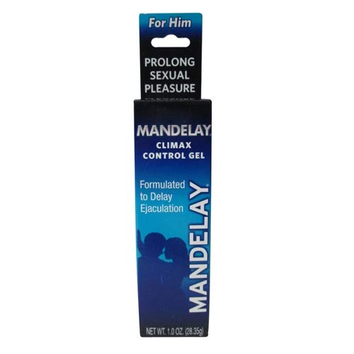 Mandelay Climax Control Gel For Him1 oz. by Mandelay