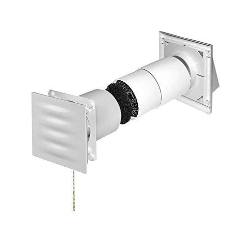 Recuperatore di calore monostanza - ventilazione meccanica controllata