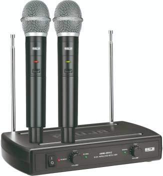 Ahuja AWM-495V2 Dual Hand wireless Microphone