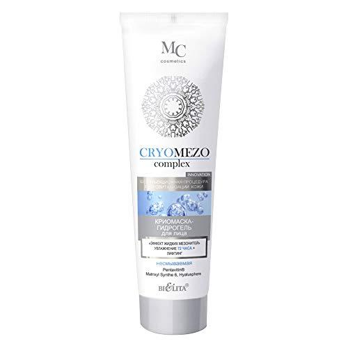 Belita CRYOMEZOcomplex - Maschera anti-età per il viso'Effetti di fili di meso liquidi', 75 ml, umidità e lifting, senza risciacquo, con Pentavitin® e Matrixyl Synthe 6