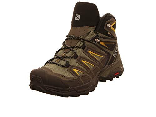 SALOMON Shoes X Ultra 3 Wide Mid GTX Gra