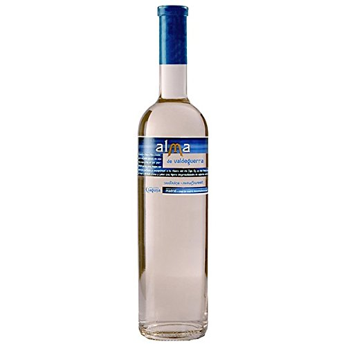 ALMA DE VALDEGUERRA vino blanco semidulce botella 75 cl