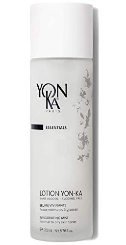 Yon-Ka Lotion PNG Hydrating Face Toner (Oily & Normal Skin) Daily Purifying Face Mist, Refreshing Natural Skin Toner with Essential Oils, Alcohol-Free and Paraben-Free (6.7 oz)