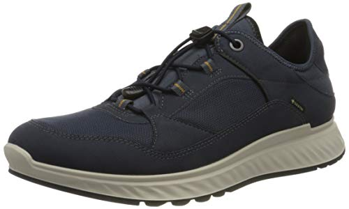ECCO Herren EXOSTRIDE M MarineOmbre Outdoor Shoe, Blau (Marine/Ombre), 42 EU