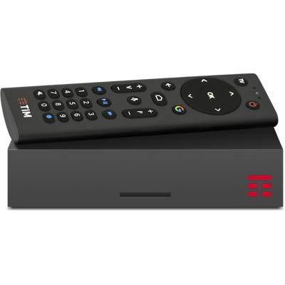 NUOVO TIM BOX DECODER RICEVITORE DIGITALE TERRESTRE DVB-T2 TIM VISION ANDROID HDMI 4K 2GB 32GB