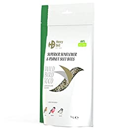 Henry Bell Superior Sunflower and Peanut Suet Bites, 1 kg