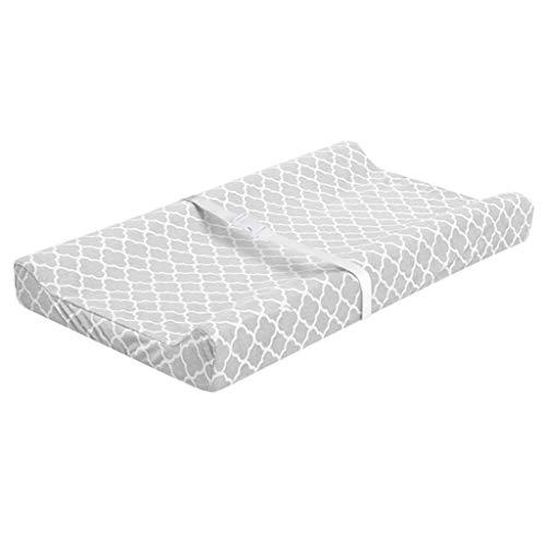 HUYP Baby Sleep Pod Large Game Pad Table À Langer Table De Soins pour Bébé Matelas Lit De Voyage 0-2 Ans (Couleur : Gray)