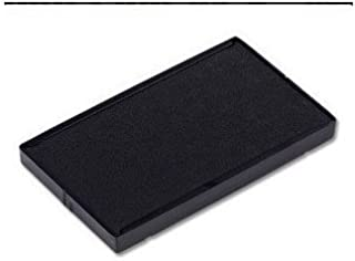 BLACK Shiny Printer Line S-844 Self Inking Stamp Replacement Ink Pad