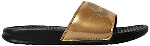 NIKE Wmns Benassi JDI Print, Zapatillas Impermeables para Mujer