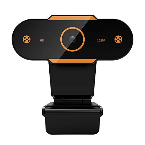 Webcam Com Microfone Full HD 2K - Foco fixo 480P