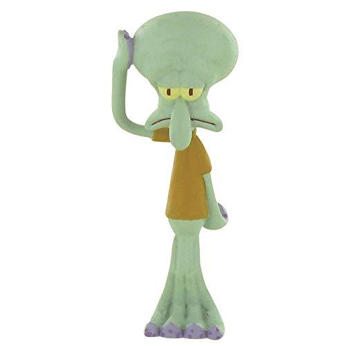 Bob Esponja- Figura calamardo (Comansi 99094)