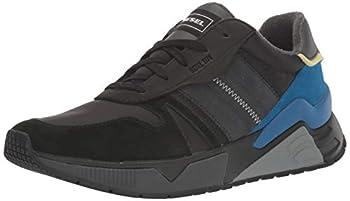 Diesel mens Brentha S-brentha Flow - Sneaker Black 8 US