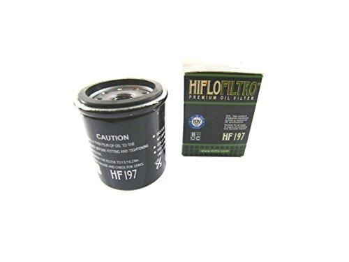 Filtre à huile HIFLO HF197 pour hYOSUNG pGO Polaris