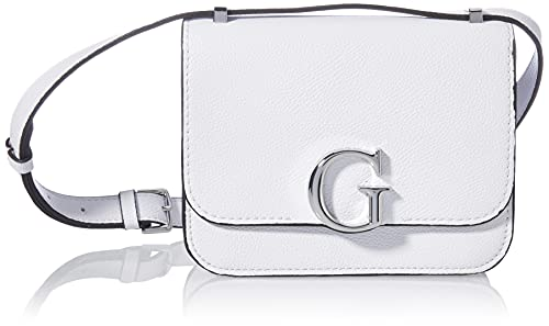 Guess HWVY79-91780-WHI, Bolso De Las Mujeres, Weiß White