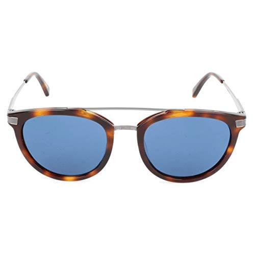 Ermenegildo Zegna Sonnenbrille EZ0077-F Gafas de sol, Marrón (Braun), 54.0 para Hombre