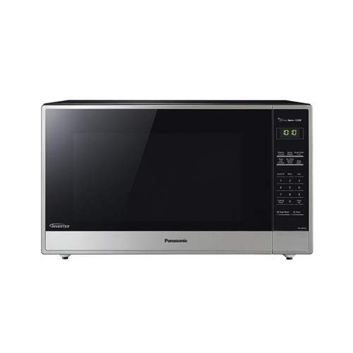 Panasonic NN-SN965S 2.2 cu. ft. Oven Capacity 1250W Cooking Power Inverter Technology Countertop Microwave Oven (Renewed)