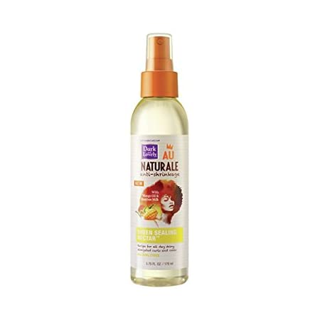 SoftSheen-Carson Dark and Lovely Au Naturale Anti-Shrinkage Sheen Sealing Nectar, 5.75 oz