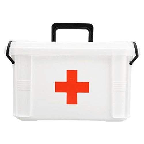 Iycorish Erste Hilfe Set Wasserdichte Kunststoff Aufbewahrung Box Tragbare Aussen Reise Auto Drogen Konsole Sicherheit Notfall Kits Medizinische Behandlung