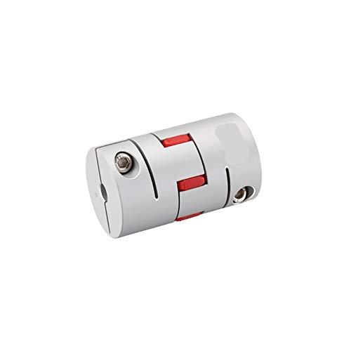 Basic Cellphone Cases Piezas CNC Acoplador D20 L25 D25 L30 D30 L35 Acoplador Flexible Tamaño del Eje FOE CNC Jaw Eje ACOPLIENTO (Inner Diameter : D25xL30 8 10)