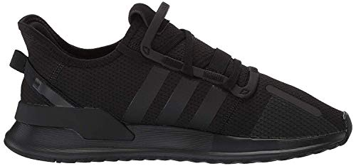 adidas Originals Men's U_Path Running Shoe, Core Black/Core Black/Black Mesh, 8.5