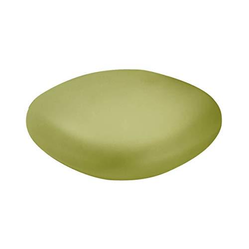 Slide Chubby Pouf bas/Table basse Vert lime