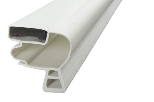Joint magnétique grand Y - 2000 mm avec bande magnétique - Couleur : gris (joint pour réfrigérateur)