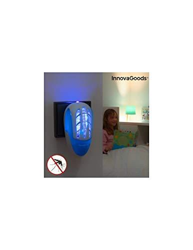 InnovaGoods Prise Anti-moustiques avec LED ultraviolette